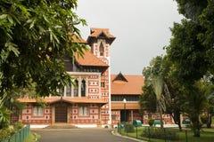 纳皮尔博物馆,印度 免版税库存图片