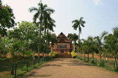 纳皮尔博物馆, Trivandrum 免版税库存图片