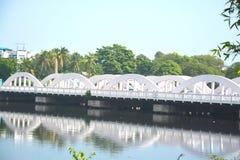 纳皮尔桥梁 免版税图库摄影