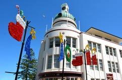 纳皮尔-新西兰 免版税库存图片