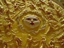 纳稀威帕台农神庙 库存照片