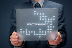 纳米技术 库存图片