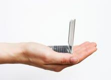 纳米技术 免版税库存图片