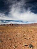 纳米比亚风景 库存图片