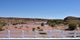 纳米比亚,鱼河,非洲 免版税库存照片