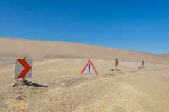 纳米比亚-金刚石地区- Sperrgebiet 库存图片