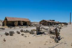 纳米比亚-金刚石地区- Sperrgebiet 免版税图库摄影