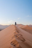 纳米比亚- Sossusvlei 免版税图库摄影