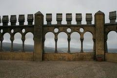 贝纳辛特拉眺望楼,葡萄牙 库存照片
