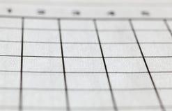 纵横填字游戏栅格 免版税库存照片