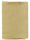 纸丝带概略的纹理 免版税库存图片
