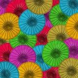 纸伞 免版税图库摄影