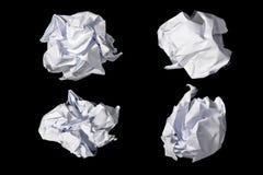 纸卷废物 免版税库存图片