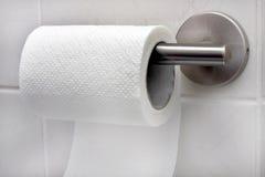 纸卷洗手间 库存图片
