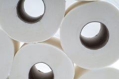 纸叠洗手间 库存图片
