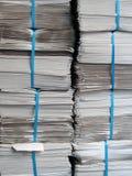 纸叠 免版税库存照片