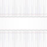 纸带抽象的origami 库存例证