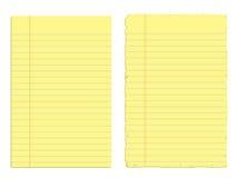 纸张覆盖二 免版税库存照片