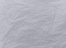 纸张起了皱纹 免版税库存照片