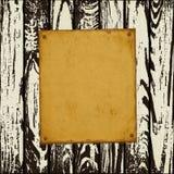 纸木头 皇族释放例证