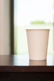 纸杯 库存图片
