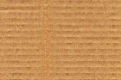 纸板波纹状的难看的东西纹理 库存照片