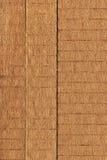纸板波纹状的难看的东西纹理 免版税库存照片