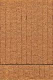 纸板波纹状的难看的东西纹理 免版税库存图片