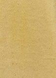 纸板空的纹理 库存图片