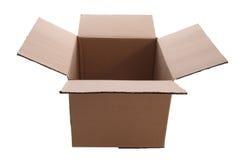 纸板箱 免版税图库摄影