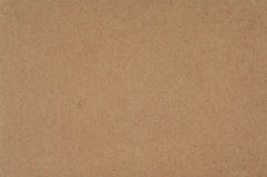 纸板纹理 免版税库存图片