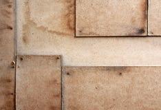 纸板覆盖背景 免版税图库摄影