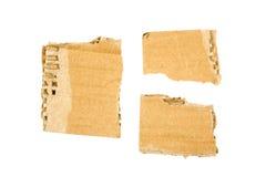 纸板 免版税库存图片