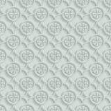 纸灰色无缝的样式背景 库存照片