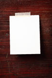 纸照片 库存照片