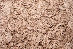 纸玫瑰 库存图片