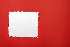 纸白色 免版税库存照片