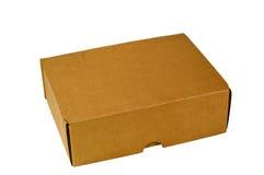 纸盒发运 图库摄影