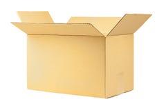 纸盒箱子 免版税图库摄影