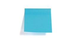 纸粘性 免版税库存图片