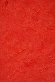 纸红色纹理 免版税库存照片