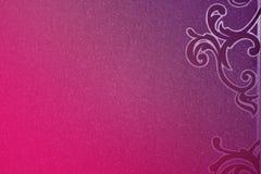 纸纹理背景桃红色,仿造  库存图片