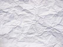 纸纹理起了皱纹 免版税库存照片