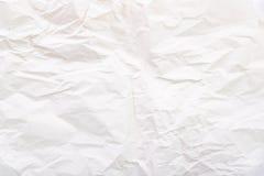 纸纹理起了皱纹 库存照片