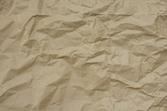 纸背景棕色纹理 图库摄影
