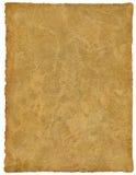 纸莎草羊皮纸犊皮纸 库存图片