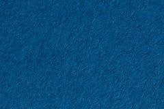 纸蓝色纹理背景 免版税库存图片