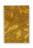 纸螺纹笔记本。 免版税图库摄影