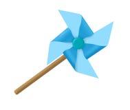 纸风车 免版税图库摄影