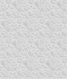纸3D OM无缝的样式 皇族释放例证